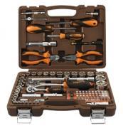 Набор инструментов Ombra OMT80SL, 80 предметов [55563]