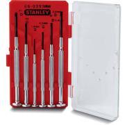 Набор прецизионных отверток Watchmaker (6 шт.) Stanley 1-66-039