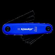 KL370 Набор из 7 шестигранных ключей SW2 - 8 KLAUKE