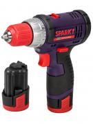 Электроинструмент Sparky BR2 10.8Li-C HD