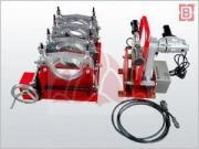 Механический аппарат стыковой сварки пластиковых труб SHDS-160 B4
