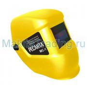 Сварочная маска Ресанта МС-1 желтая