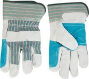 Перчатки спилковые Topex 83s112