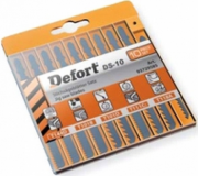 Набор пилок для лобзика DEFORT DS-10 98291346