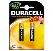 Батарейка AAA MN2400 B2 2шт Duracell 81268853