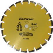 Диск алмазный CHAMPION асфальт ST 350/25,4/10 Asphafight