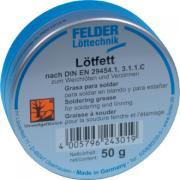 160094 Жир паяльный Lotfett 50г Felder
