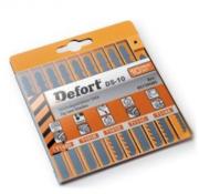 Набор пилок Defort DS-10