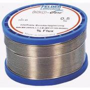 FLD-230209 Припой Felder Sn60Pb40 ISO-Core RA-05:2,5% 1mm 500г