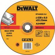 DeWalt Диск отрезной по металлу 230x6x22.2 DT42620