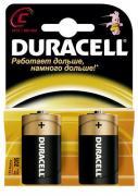 Батарейка C MN1400 K2 2шт Duracell 81381919