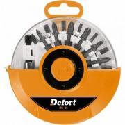 Набор бит Defort DS-26