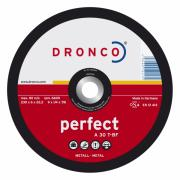 3116040 DRONCO perfect A 30 T обдирочный круг по металлу 115x6x22,23
