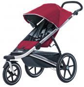 Thule Детская беговая коляска Urban Glide1 бордовый