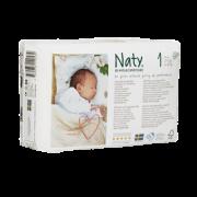 Подгузники размер 1 (2-5 кг) naty