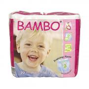 Детские подгузники-трусики BAMBO XL+, 18+ кг, 18 шт