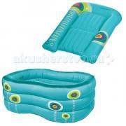 Bebe Confort Ванночка и матрас для пеленания надувные