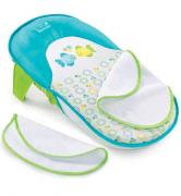 Summer Infant Складной лежак для купания Summer Bath Sling бирюзовый