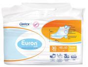 Euron Простыни впитывающие Soft Super 40x60 см 30 шт
