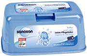 Салфетки SANOSAN comfort в контейнере 72 шт 089111