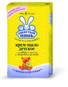 """Крем-мыло детское с оливковым маслом и экстрактом ромашки """"Ушастый..."""