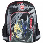 """Рюкзак школьный """"Transformers Prime"""", цвет: черный, серый красный...."""