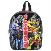 "Рюкзак детский ""Transformers Prime"", цвет: серый"