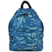 Рюкзак BRAUBERG B-HB1618 Camo Blue 225368