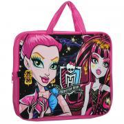 """Сумка молодежная """"Monster High"""", цвет: розовый, фиолетовый. 84995"""