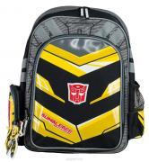 """Рюкзак школьный """"Transformers Prime"""", цвет: черный, желтый, серый...."""