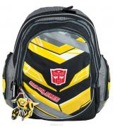 """Рюкзак школьный """"Transformers Prime"""", цвет: черный, серый, желтый...."""