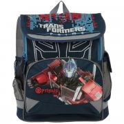 """Ранец школьный """"Transformers Prime"""", с наполнением, цвет: синий,..."""
