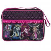 "Сумка-планшет ""Monster High"", цвет: розовый, фиолетовый. 85306"