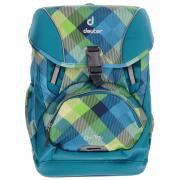 "Рюкзак Deuter ""OneTwo"", цвет: голубой, зеленый, желтый"