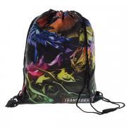 """Сумка-рюкзак для обуви """"Transformers"""", цвет: черный. TRBB-UT2-883"""