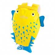 """Детский рюкзак для бассейна и пляжа Trunki """"Рыба-пузырь"""", цвет:..."""