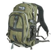 Рюкзак городской Polar, 27 л, цвет: темно-зеленый. П1955-08