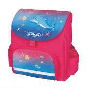 Herlitz Рюкзак детский Mini Softbag Little Dolphin