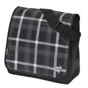 Herlitz Сумка школьная Be Bag цвет серый черный