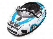 Тюбинг Small Rider Snow Cars BM White-Blue