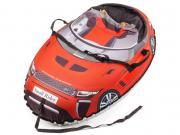 Тюбинг Small Rider Snow Cars Range Red