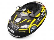 Тюбинг Small Rider Snow Cars BM Black-Yellow