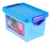 """Ящик для хранения мелочей Little Angel """"Свинка Пеппа"""", детский, цвет:..."""