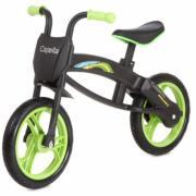 Беговел Capella S-301 GREEN черный+зеленый