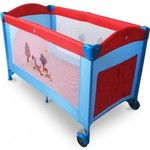Манеж-кровать Sweet Baby Jump Famiglia