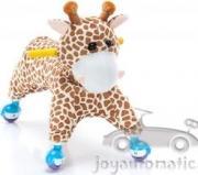 Электромобили Зоомобиль-каталка Joy Automatic Жираф [каталка Жираф]