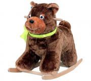 Качалка Тутси мягкая Медведь