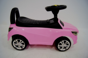 Каталка Rivertoys Audi JY-Z01A розовый