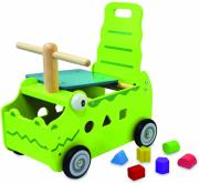 Каталка I'm toy Крокодил 2 в 1