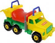 Полесье Автомобиль-каталка Супергигант-2 цвет желтый зеленый